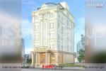 BÌA thiết kế khách sạn 3 sao kiểu tân cổ điển tại hà nội sh ks 0070