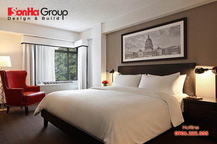 Đây sẽ là những mẫu thiết kế mang đến cho bạn một không gian phòng ngủ khách sạn 2 sao sự ấm cúng và sang trọng nhất