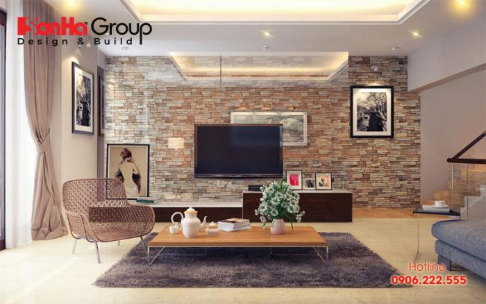 Hướng dẫn cách trang trí nội thất phòng khách nhà ống phong thủy nhất