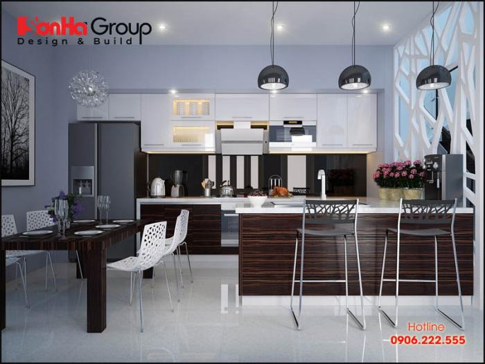 Khám phá mẫu phòng bếp nhỏ xinh, thiết kế đẹp cùng chi phí đầu tư hài hòa với gia đình trẻ được nhiều Gia chủ ưa chuộng hiện nay