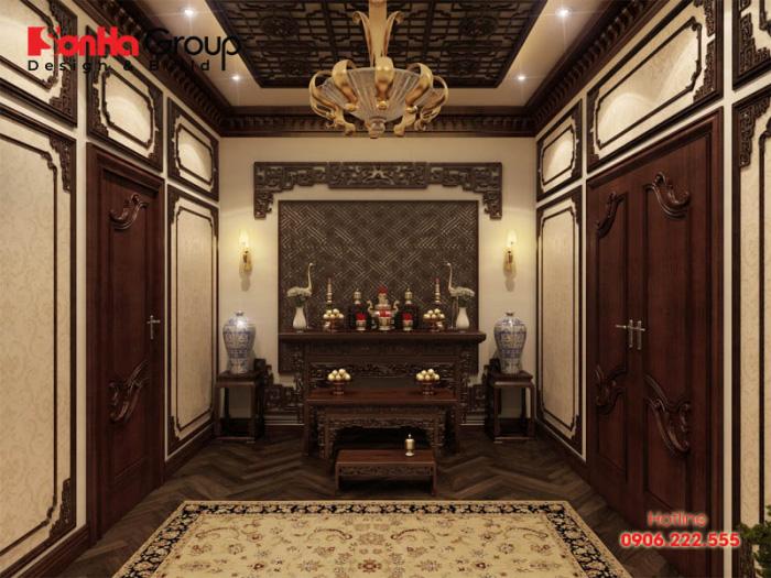 Kiêng đặt tượng thần thánh trong phòng ngủ đặc biệt là phòng ngủ của vợ chồng
