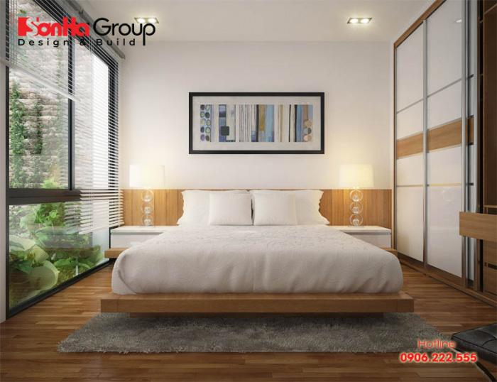 KTS Sơn Hà cân đối theo không gian sử dụng của gia chủ mà bày trí nội thất đẹp, sáng tạo nhất