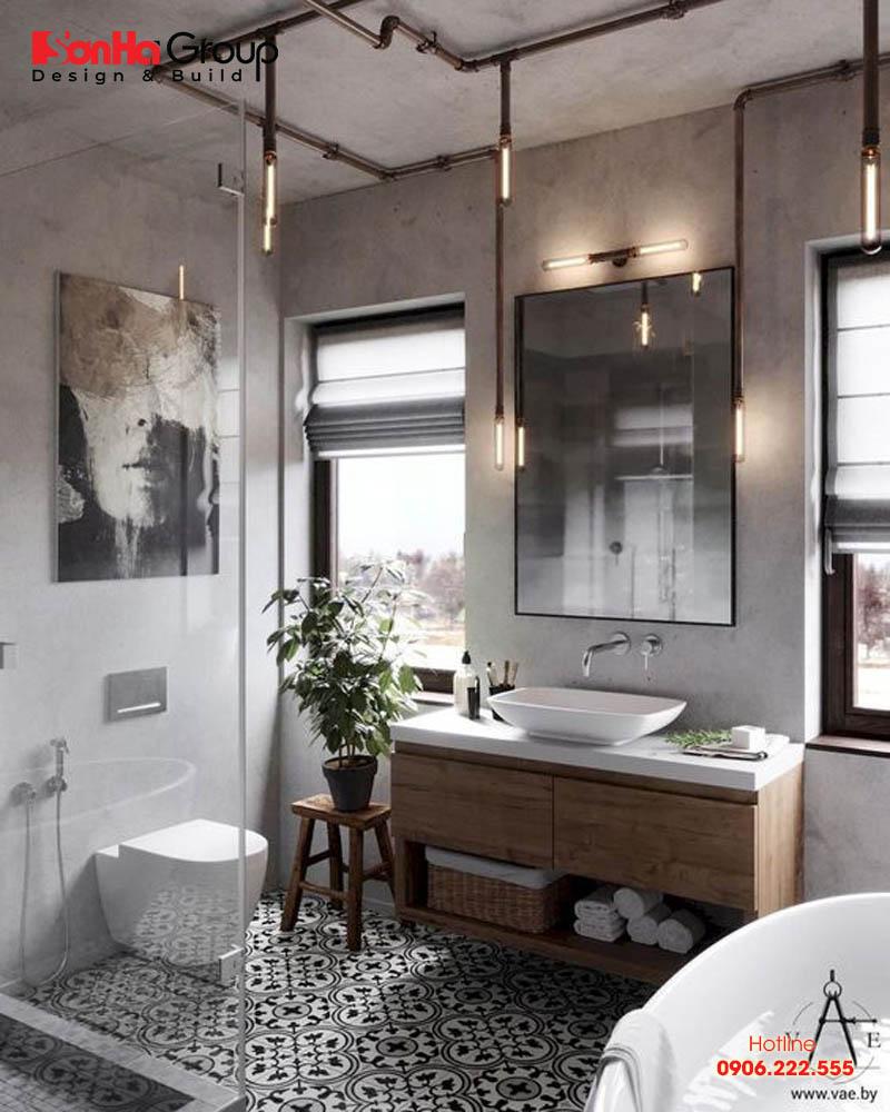 Giải đáp thắc mắc: Cách bố trí nhà bếp và nhà vệ sinh sao cho phong thủy 4