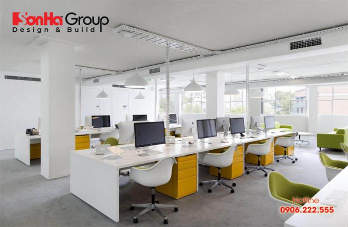 Tùy thuộc vào từng ngành nghề, lĩnh vực kinh doanh mà Chủ đầu tư có thêm những ý tưởng trang trí phòng làm việc đẹp như mong muốn