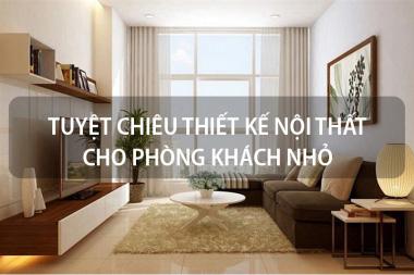 Thiết kế nội thất nhà liền kề 15