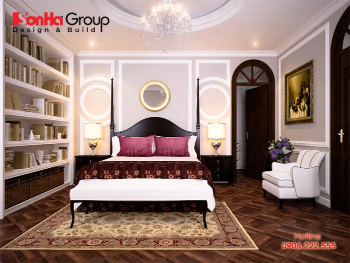 Cùng chuyên gia giải đáp: Phòng ngủ rộng bao nhiêu m2 là vừa? 1