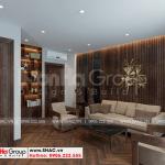 10 Cách trang trí nội thất phòng sinh hoạt chung biệt thự khu đô thị vinhome inperia hải phòng vhi 0005