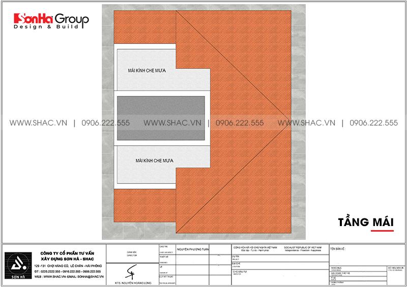 Thiết kế thi công nội thất biệt thự tân cổ điển 3 tầng 8m x 10,1m tại KĐT Vinhomes Imperia Hải Phòng 17