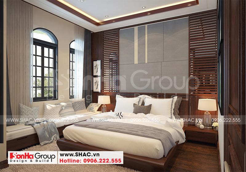 Thiết kế thi công nội thất biệt thự tân cổ điển 3 tầng 8m x 10,1m tại KĐT Vinhomes Imperia Hải Phòng 5