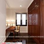 6 Thiết kế nội thất gỗ phòng thay đồ sh btp 0147