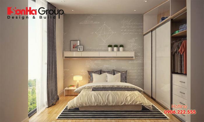Căn phòng ngủ 12m2 đẹp dành cho gái với lối sắp xếp tiện nghi, đẹp mắt nhất