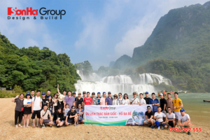 Du lịch hè Sơn Hà Group 2019 Khám phá Hồ Ba Bể   Thác Bản Giốc (34)