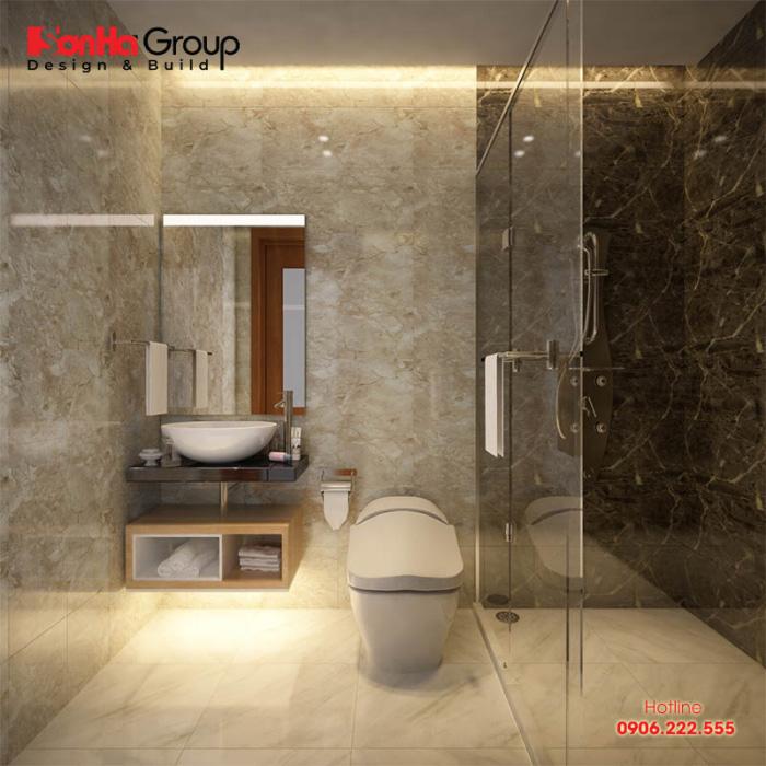 Mẫu thiết kế toilet nhỏ đẹp và hiện đại bạn cần xem trước khi cải tạo cho nhà mình