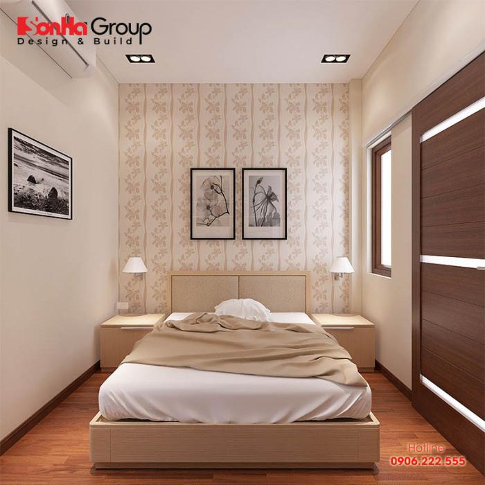 Thêm một phương án thiết kế nội thất hiện đại diện tích 12m2 cho nhà chung cư