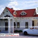 1 Thiết kế biệt thự kiểu tân cổ điển tại hải phòng sh btp 0148