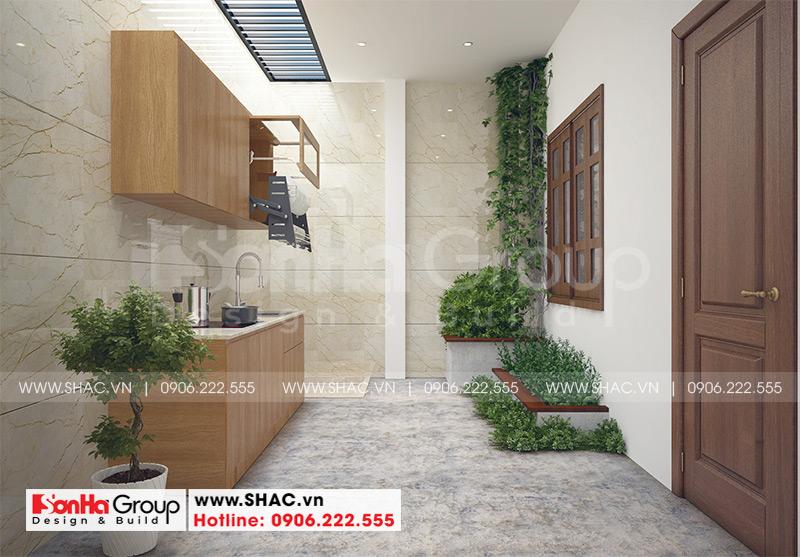 [Mãn nhãn] Mẫu thiết kế nội thất nhà phố kết hợp văn phòng làm việc tại Hải Phòng 13