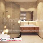 15 Trang trí nội thất phòng tắm wc biệt thự khu đô thị vinhomes imperial vhi 0006