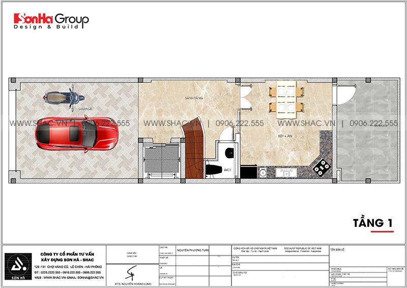 [Mãn nhãn] Mẫu thiết kế nội thất nhà phố kết hợp văn phòng làm việc tại Hải Phòng 16