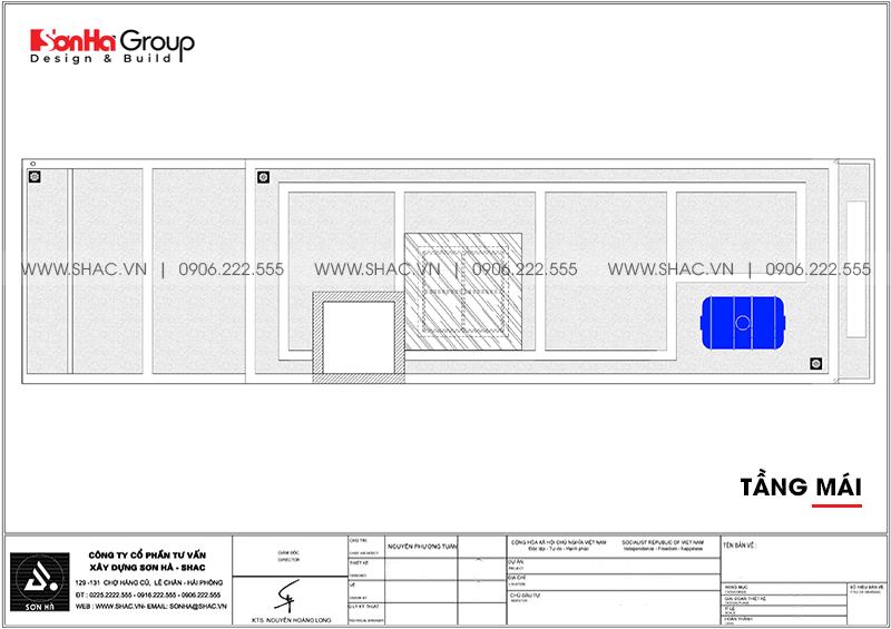 [Mãn nhãn] Mẫu thiết kế nội thất nhà phố kết hợp văn phòng làm việc tại Hải Phòng 21