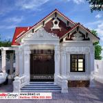 3 Kiến trúc biệt thự mái thái kiểu tân cổ điển tại hải phòng sh btp 0148