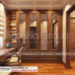 5 Bố trí nội thất thay đồ phòng ngủ master 1 biệt thự khu đô thị vinhomes imperial vhi 0006