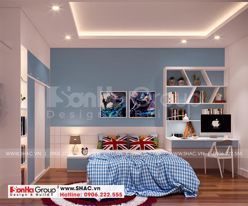 [Mãn nhãn] Mẫu thiết kế nội thất nhà phố kết hợp văn phòng làm việc tại Hải Phòng 4
