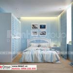 6 Thiết kế nội thất phòng ngủ con gái 1 nhà ống hiện đại tại hải phòng