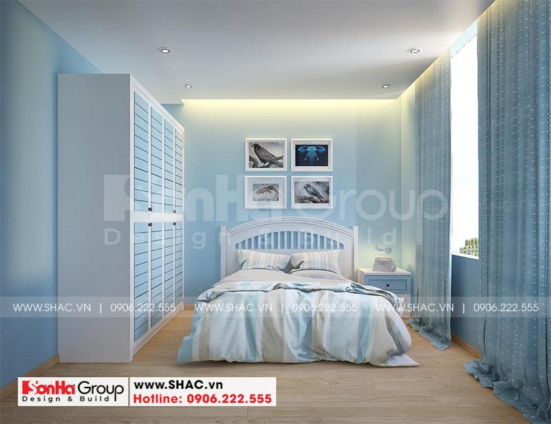[Mãn nhãn] Mẫu thiết kế nội thất nhà phố kết hợp văn phòng làm việc tại Hải Phòng 5