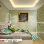 7 Mẫu nội thất phòng ngủ con gái 2 đẹp tại hải phòng