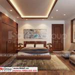 8 Không gian nội thất phòng ngủ master cao cấp tại hải phòng