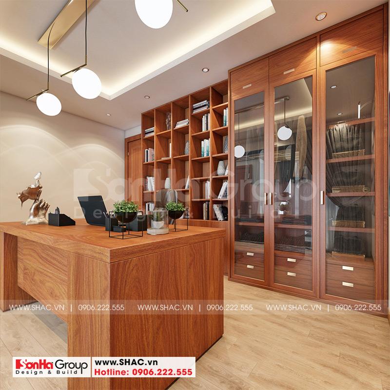 [Mãn nhãn] Mẫu thiết kế nội thất nhà phố kết hợp văn phòng làm việc tại Hải Phòng 8