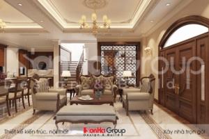 BÌA thiết kế nội thất tân cổ điển biệt thự khu đô thị vinhomes imperial vhi 0006