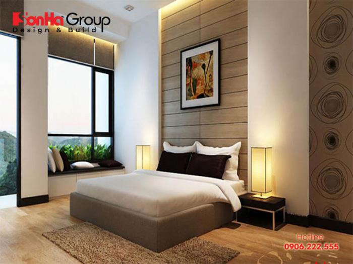 Bỏ túi mẫu phòng ngủ nội thất hiện đại thiết kế theo xu hướng mới nhất