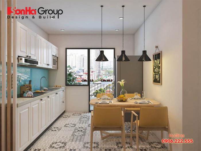 20+ Không gian bếp đẹp cho nhà ống hiện đại lại tiết kiệm chi phí 1