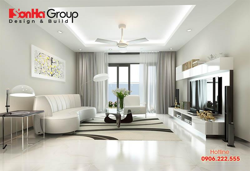 Cập Nhật 7 Màu Sơn đẹp Cho Phòng Khách Hot Nhất Năm 2020