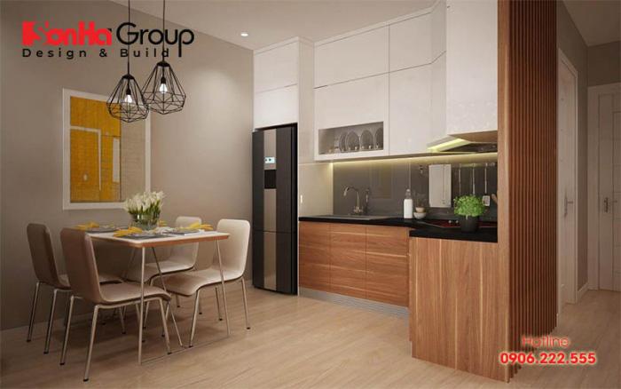 20+ Không gian bếp đẹp cho nhà ống hiện đại lại tiết kiệm chi phí 2
