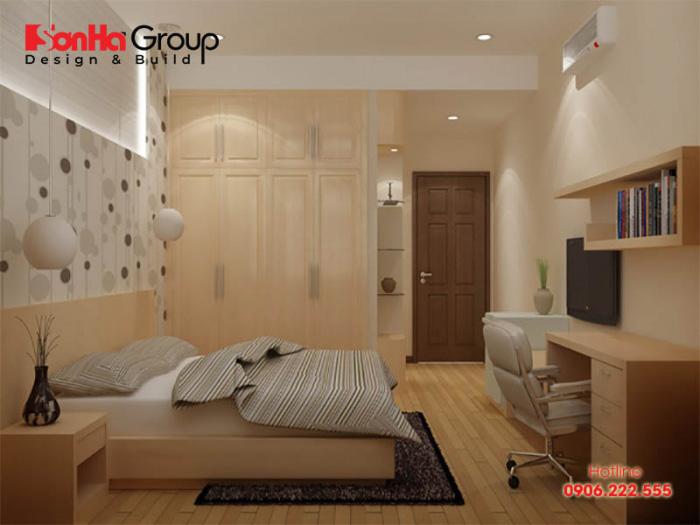 20+ Ý tưởng thiết kế phòng ngủ 24m2 đẹp, đơn giản đến mức không ngờ 2