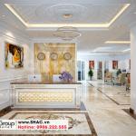 10 Không gian nội thất sảnh lễ tân đẹp tại sài gòn sh vp 0039