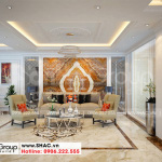 11 Trang trí nội thất sảnh chờ cao cấp tại sài gòn sh vp 0039