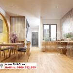 4 Trang trí nội thất phòng bếp sang trọng tại hải phòng sh nod 0213