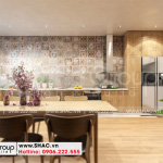 5 Bố trí nội thất phòng ăn kiểu hiện đại tại hải phòng sh nod 0213