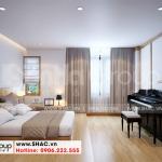 6 Thiết kế nội thất gỗ phòng ngủ 1 tại hải phòng sh nop 0213