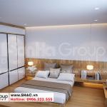 7 Mẫu nội thất phòng ngủ 1 nhà ống tại hải phòng sh nod 0213