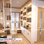 9 Trang trí nội thất phòng ngủ 2 cao cấp tại hải phòng sh nod 0213