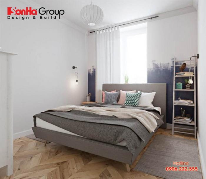 Cách trang trí độc đáo và bắt mắt cho nội thất căn phòng ngủ hiện đại 6m2 thêm phần tinh tế và ấn tượng hơn