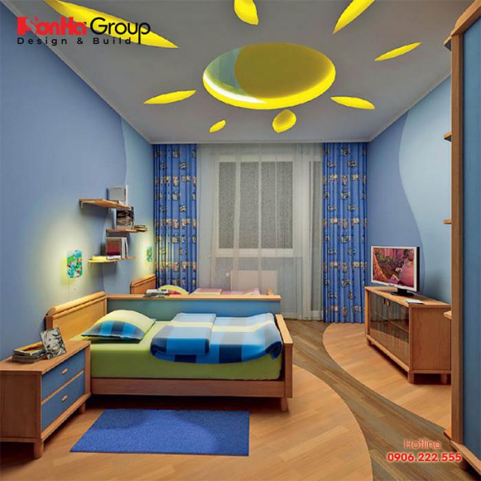 Tổng hợp các cách trang trí phòng ngủ chung cư đẹp phù hợp với mọi lứa tuổi 2