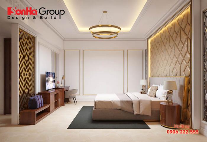 Mẫu phòng ngủ khách sạn 3 sao đẹp và cách lựa chọn giường ngủ phù hợp