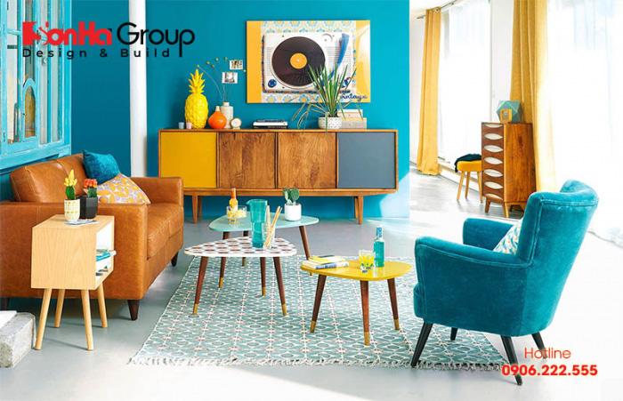 Phong cách thiết kế nội thất vintage là sự pah trộn giữa phong cách hiện đại và cổ điển mang nét đẹp mộc mạc mà gẫn gũi