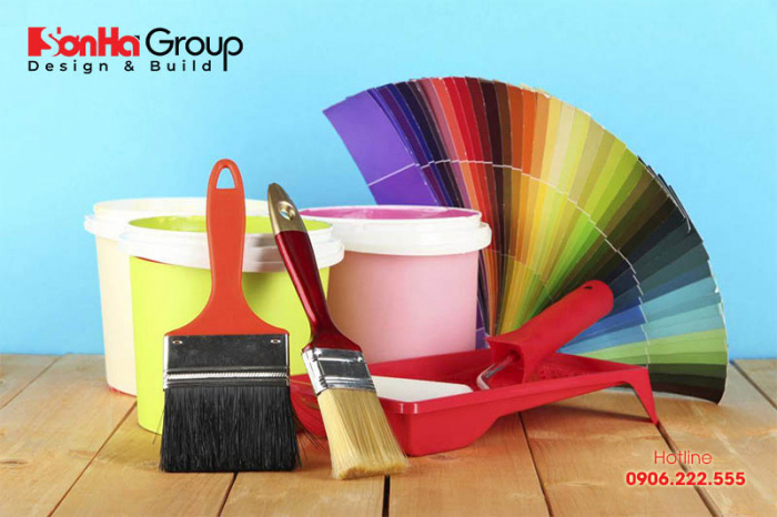 Phòng khách nên sơn màu gì? Cách lựa chọn màu sắc chủ đạo cho phòng khách