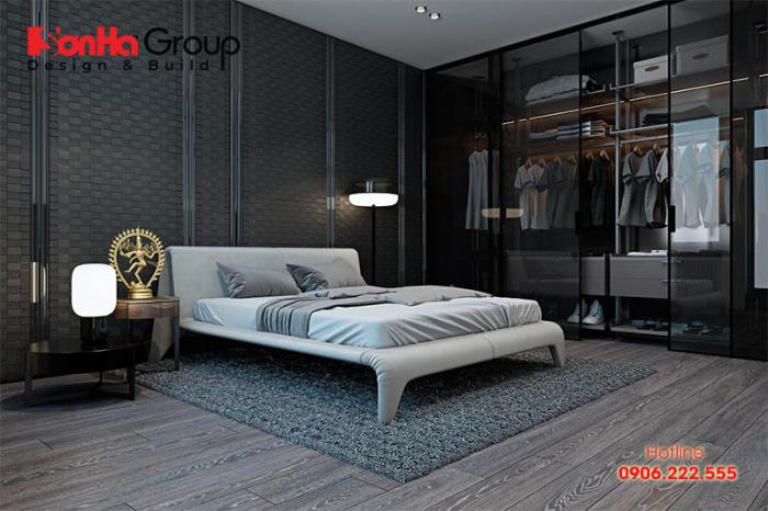 Xu hướng thiết kế phòng ngủ hiện đại sang trọng mới nhất 2020